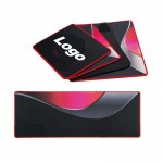 Custom Printed Customized Rectangle Non Slip Rubber Game Mouse Pad Mouse Mat