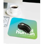 Rectangle PermaBrite Mouse Mat Custom Printed