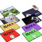 Custom Imprinted Custom mouse pad