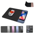 Custom Imprinted Wireless Charger Mouse Pad