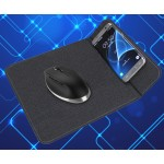 Promotional Qi Wireless Charging Pad Mouse Mat