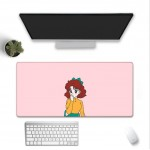Promotional Oversized Rubber Gaming Mouse Pad