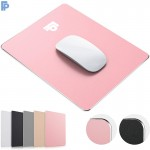 Custom Imprinted Both Side Aluminum Mouse Pad