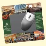 "Frame-It Flex DuraTec 7.5""x8""x1/16"" Window/Photo Mouse Pad Custom Imprinted"