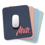 Logo Branded Extended Non-slip Mouse Pad