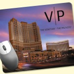 """Barely There 8""""x9.5""""x.02"""" Ultra-Thin Mouse Pad Custom Printed"""