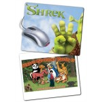 Large Rectangular Full Color Mouse Pad Logo Branded
