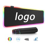 Logo Branded Waterproof LED Gaming Mouse Pad