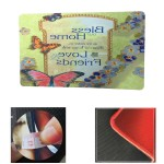 Custom Printed Full Color Rubber Mouse Pad