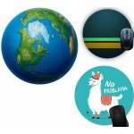 Promotional Full Color Round Mouse Pad