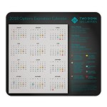 """Mouse Carpet Heavy-Duty Fabric Mouse Pad (7 1/2""""x8 1/2""""x1/4"""") Custom Imprinted"""