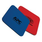 """Promotional 1/4"""" Thick Economy Mouse Pad"""