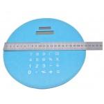 Custom Printed Solar powered 8 digital calculator with mouse pad