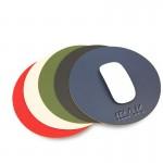 Round PVC mouse pad Custom Printed
