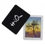 Promotional Mouse Pad (Rubber Backing)