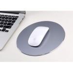 "Custom Printed 8.7"" Round Aluminum Mouse Pad"