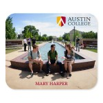 """Logo Branded Mouse Pads (9""""x8"""") Rectangle"""