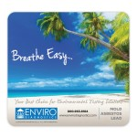 """Promotional THINS MATTE Plus Surface w/Repositionable Backing Mouse Pad (7.5""""x8""""x.02"""")"""