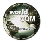 """Round Mousepad (1/8"""" Thick) Custom Printed"""
