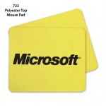 Special Pricing !... Large Polyester Top Computer Mouse Pad Custom Printed
