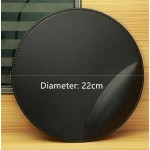 Promotional Mouse Pad with Gel Wrist Rest