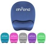 High Quality Oval Wrist Rest Mouse Pad Logo Branded