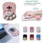 Promotional Cat Paw Mouse Pad
