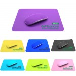 Logo Branded Silicone Mouse Pad