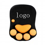 Logo Branded Cat-Claw Mouse Pad