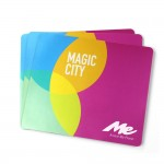 Logo Branded Rectangle Mouse Pad
