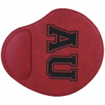 """Promotional 9x10.25"""" Rose Leatherette Mouse Pad"""