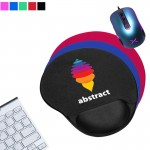 Promotional Wrist rest silicone mouse pad