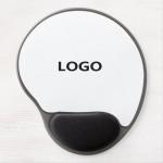 Logo Branded Soft Gel Wrist Rest Mouse pad