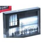 MoMA Double-Sided Acrylic Frame Custom Printed