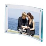 Arc 4 x 6 Acrylic Frame Custom Printed
