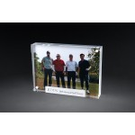 Logo Branded 2.5 x 3.5 MAGNETIC PICTURE FRAME