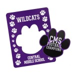 Promotional Paw Printed Photo Frame Magnet