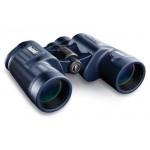 Custom Imprinted Bushnell-Binoculars-H20 Waterproof-12x42 Black Porro BAK-4, WP/FP, Twist Up
