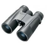 Logo Branded Bushnell 10x42mm Black Roof Prism Rugged Design Binocular