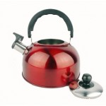 Color Flat Stainless Steel Canteen Kettle Custom Imprinted