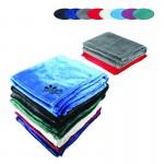 Custom Embroidered Mink Touch Luxury Fleece Blanket