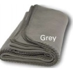 Logo Branded Alpine Fleece Value Fleece Blanket