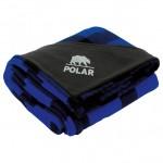 Logo Branded Buffalo Plaid Ultra Plush Throw Blanket