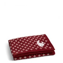 Custom Embroidered Vera Bradley Extra Large Throw Blanket (Washington State)
