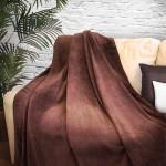 Custom Imprinted 2 Person Coral Fleece Blanket