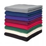 Logo Branded Faircrest Fleece Blanket