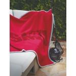 Cobblestone Mills Highlander Four Seasons Blanket Logo Branded
