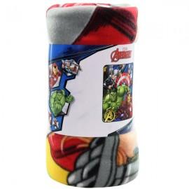Avengers Fleece Throw - 45 x 60 Custom Imprinted
