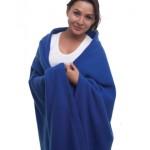 Bayside Stadium Fleece Blanket Custom Imprinted