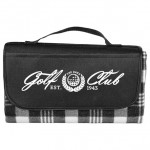 Picnic Blanket with Removable Stakes Logo Branded